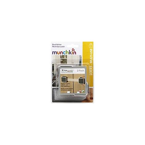 Munchkin Xtra Guard Locks Multi-Use - 2 Count