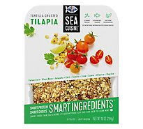 Sea Cuisine Tilapia Tortilla Crusted - 10 Oz