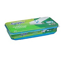 Swiffer Sweeper Wet Mopping Cloths Open Window Fresh - 12 Count