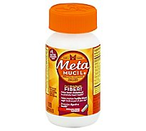 Metamucil Fiber Supplement 3 In 1 MultiHealth Capsules - 100 Count