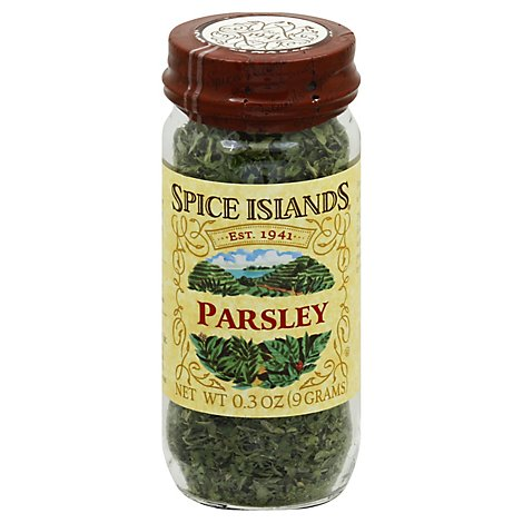 Spice Islands Parsley - 0.3 Oz