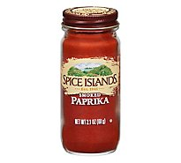Spice Islands Paprika Smoked - 2.1 Oz
