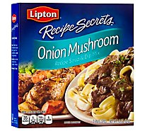 Lipton Recipe Secrets Recipe Soup & Dip Mix Onion Mushroom 2 Count - 1.8 Oz