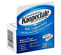 Kaopectate Multi-Symptom Relief Caplets - 28 Count