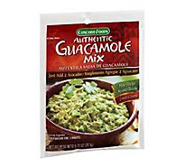 Concord Foods Guacamole Mix Authentic - 18 Oz