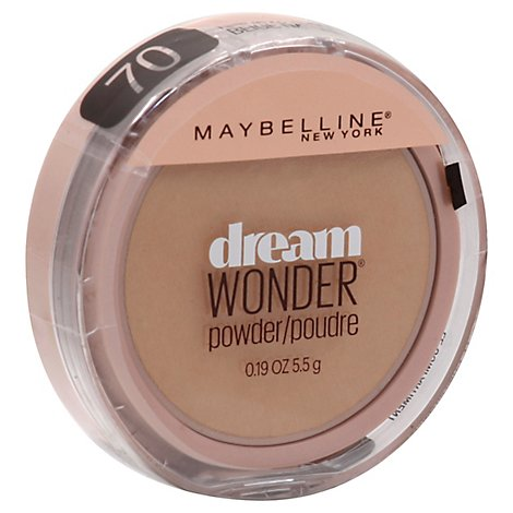 Maybelline Dream Wonder Pwdr Ntrl Beige - .19 Oz