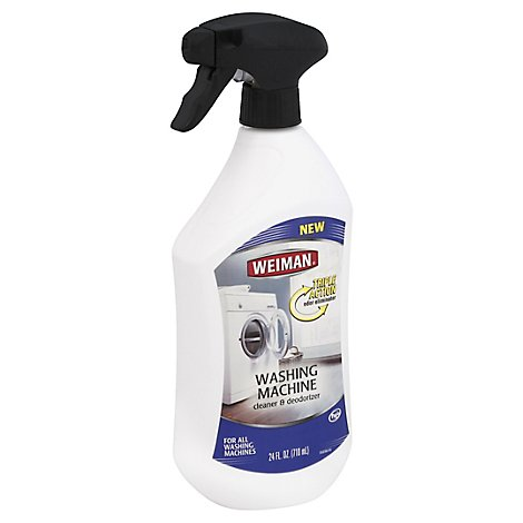 Weiman Washing Machine Cleaner - 24 Oz