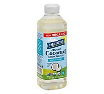 Carrington Farms Cooking Oil Organic Coconut Oil Unflavored - 16 Fl. Oz.