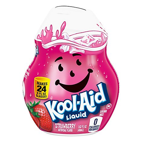 Kool-Aid Liquid Strawberry - 1.62 Oz