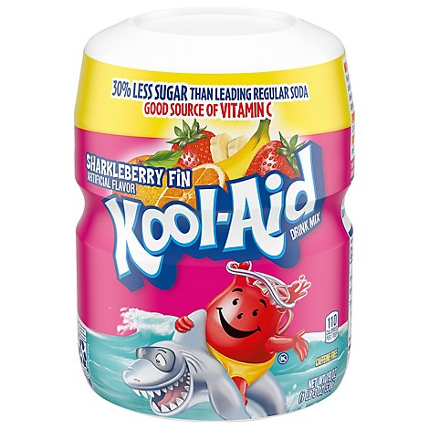 Kool-Aid Sharkleberry Fin - 8 Quart