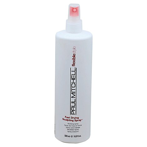 Paul Mitchell Spray Fast Dry - 16.9 Oz