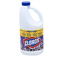 Clorox Bleach Concentrated Lavender Jug - 64 Fl. Oz.