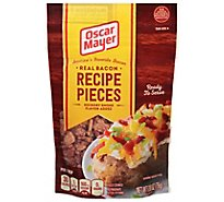 Oscar Mayer Real Bacon Recipe Pieces - 2.8 Oz