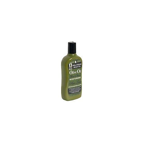 Hollywood Olive Oil Shine Moisture - 12 Oz
