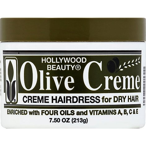 Hollywood Olive Creme - 7.5 Oz