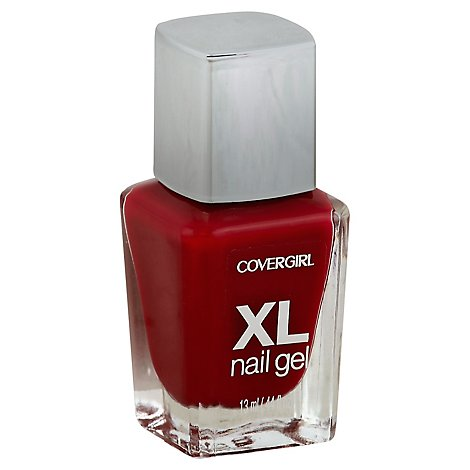 COVERGIRL XL Nail Gel Rotund Raspberry 850 - 0.44 Fl. Oz.