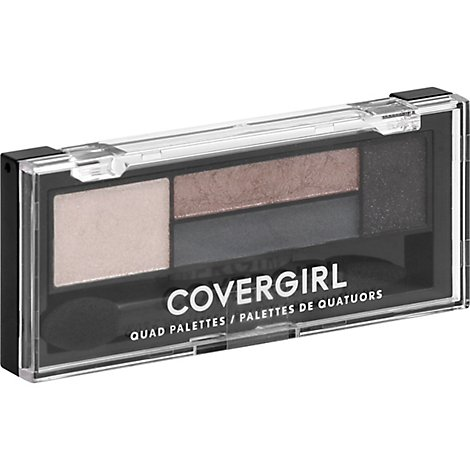 COVERGIRL Eye Shadow Quads 4-Kit Stunning Smokeys 715 - 0.06 Oz