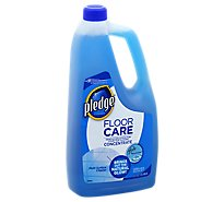 Pledge Floor Care Multi-Surface Concentrated Cleaner Fresh Scent - 32 Fl. Oz.