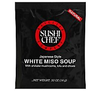 Sushi Chef Soup White Miso - 0.5 Oz