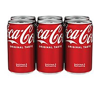 Coca-Cola Soda Pop Classic - 6-7.5 Fl. Oz.