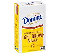 Domino Sugar Light Brown - 16 Oz