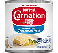 Carnation Condensed Milk Sweetened - 14 Oz