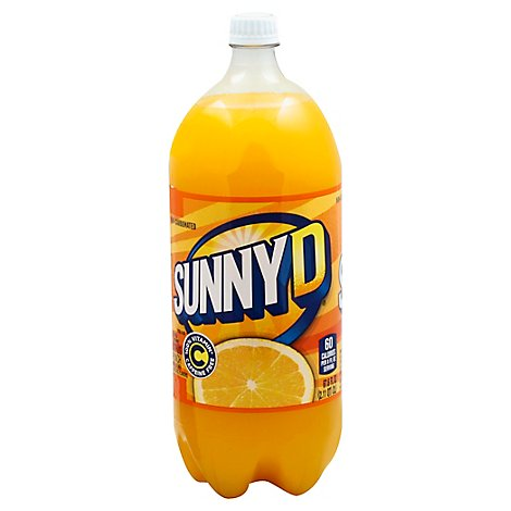 SunnyD Citrus Punch Orange Flavored - 67.6 Fl. Oz.