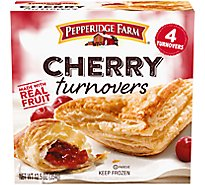 Pepperidge Farm Turnovers Cherry 4 Count - 12.5 Oz