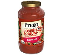 Prego Italian Sauce Traditional Heart Smart - 23.5 Oz