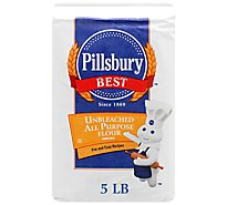 Pillsbury Best Flour All Purpose Unbleached - 5 Lb