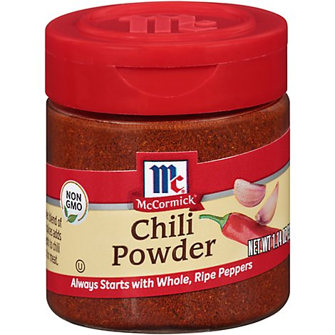 McCormick Chili Powder - 1.14 Oz