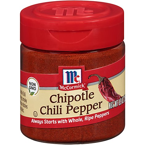 McCormick Chili Pepper Chipotle - 0.9 Oz