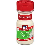 McCormick Onion Salt 5.12 Oz