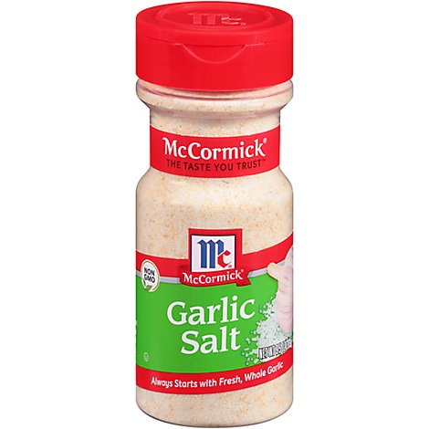 McCormick Salt Garlic - 9.5 Oz