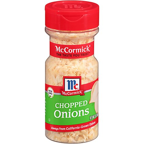 McCormick Onions Chopped - 3 Oz