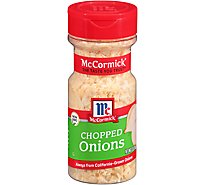 McCormick Chopped Onions 3 Oz
