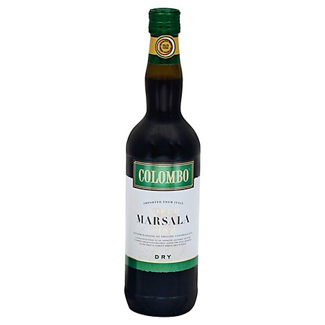 Colombo Marsala Dry - 750 Ml