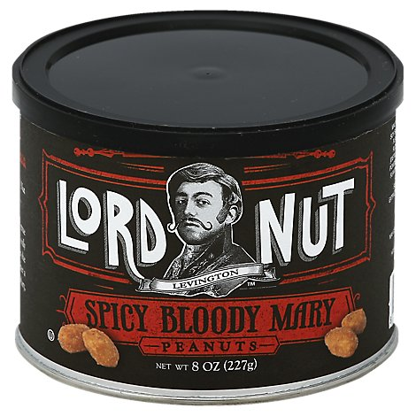 Lord Nut Levington Peanuts Spicy Bloody Mary - 8 Oz