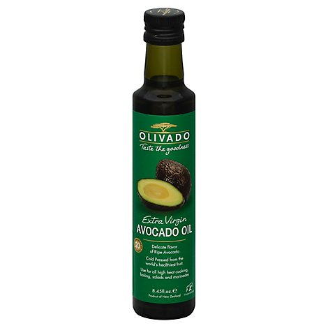 Olivado Avocado Oil Extra Virgin - 8.45 Fl. Oz.