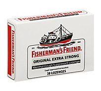 Fishermans Friend Lozenges Orig Ex Strng - 38 Count