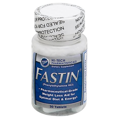 Hi Tech Fastin Dmaa Free - 30 Count