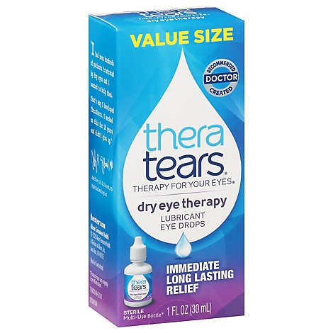 Thera Tears Bottle - 1 Fl. Oz.