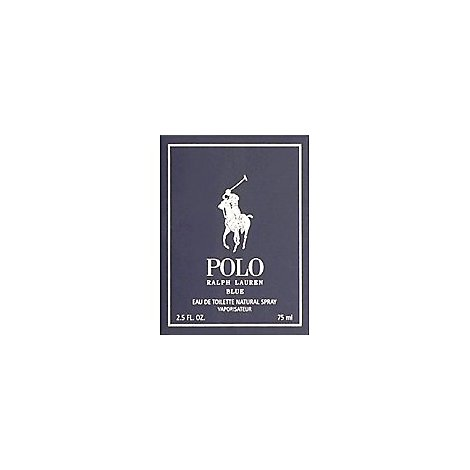 Polo Blue Spray For Men - 2.5 Oz