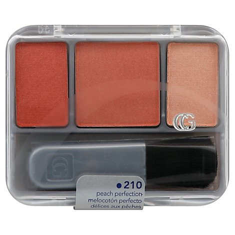 COVERGIRL Instant Cheekbones Contouring Blush Peach Perfection 210 - 0.29 Oz