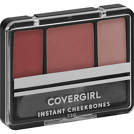COVERGIRL Instant Cheekbones Contouring Blush Sophisticated Sable 240 - 0.29 Oz