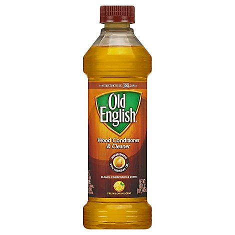 Old English Lemon Oil - 16 Oz