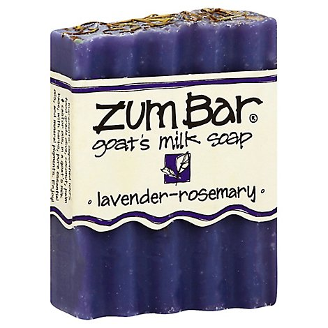 Lavender-Rosemary Zum Bar 3 Oz - 3 Oz