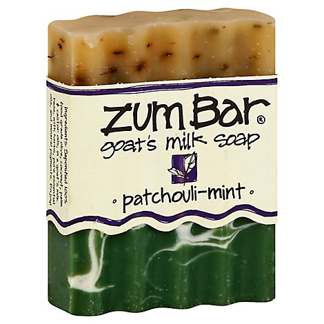 Patchouli-Mint Zum Bar 3 Oz - 3 Oz