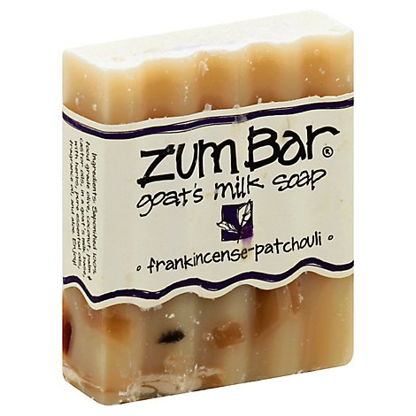 Frankincense-Patchouli Zum Bar 3 Oz - 3 Oz