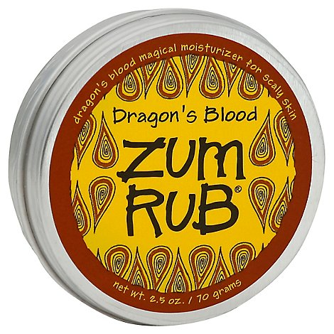 Dragons Blood Zum Rub In Display Box 2.5oz - 2.5Oz